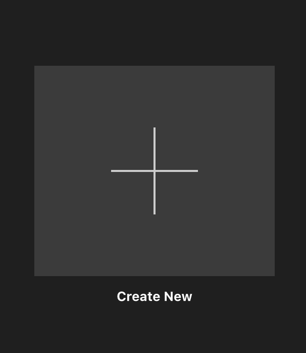 Create New Image