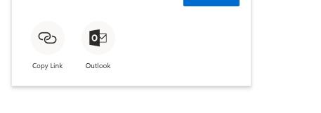 Copy Link in OneDrive