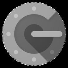 Google Authenticator app icon