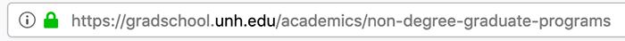 Drupal example URL