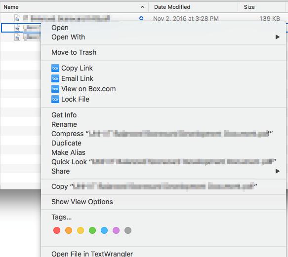 Mac Box Drive Lock File Location