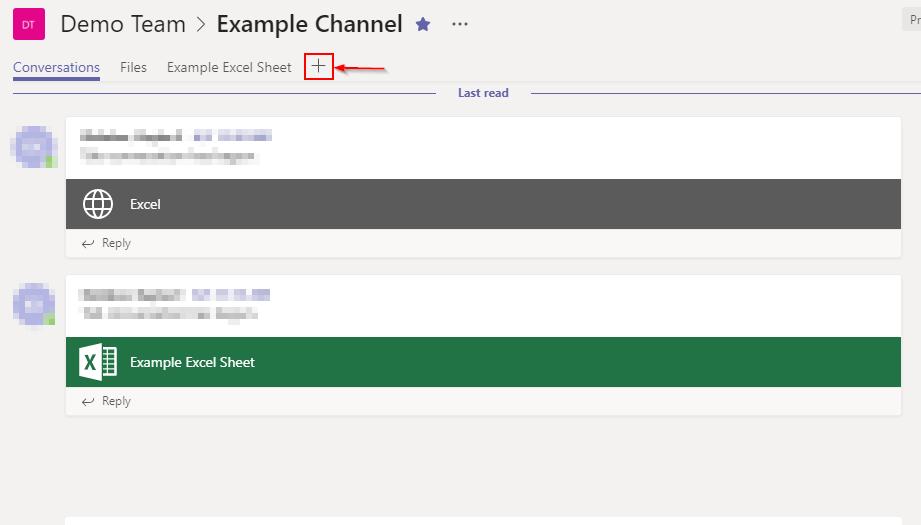 Microsoft Teams Add Channel