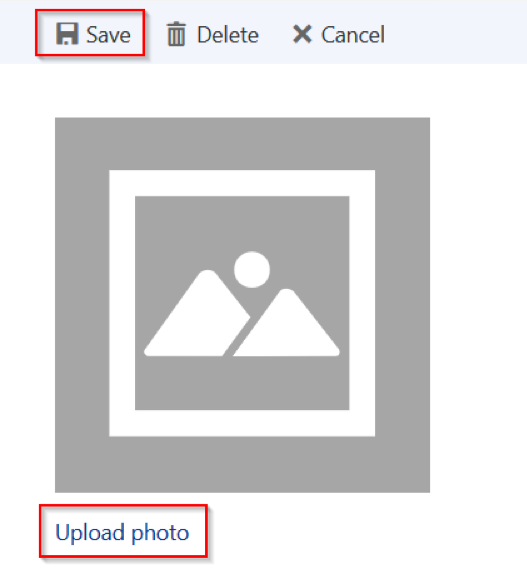 Outlook PC Account Picture